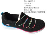 No 49925 6 ботинок женщин цветов вскользь
