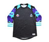Deporte Jersey de la camiseta de la manera de 2017 ventas al por mayor con el diseño modificado para requisitos particulares (R014)