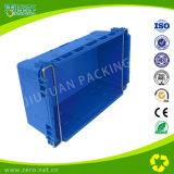 鉄のラグナットが付いているスタック可能堅い記号論理学のプラスチックの箱