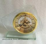 جديدة تصميم [هيغقوليتي] زجاجيّة مكتب ساعة [ك8080غ]