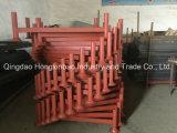 Stapelbare heiße galvanisierte /PVC-überzogene Pfosten-Hochleistungsladeplatte