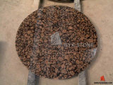 Верхние части круглого стола гранита для столовой, трактира, кофейни