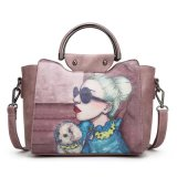 新しいデザイナー銘柄のヨーロッパ様式の女性のカートンのハンド・バッグ