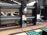 Automatischer gewölbter Karton-Kasten-automatische Faltblatt Gluer Maschine