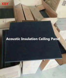 Tarjeta acústica del techo de las lanas minerales
