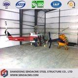 Costruzione costruita della struttura d'acciaio per il gancio dei velivoli