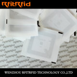 13.56MHzペーパーRFID Ntag213 NFC RFIDのラベル