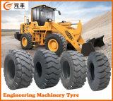 Neumático 14.00-24 de la explotación minera del neumático del diagonal del neumático del cargador del neumático 1400-24 24pr Tt de OTR