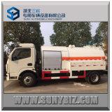 mini GPL camion di serbatoio di 5500L Rhd LHD con l'erogatore di GPL
