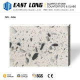 少しガラスミラーの人工的な水晶石の平板との安い卸し売り白い単一カラー
