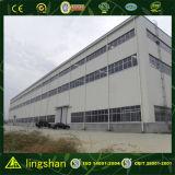 Edificio prefabricado de la estructura de acero del bajo costo de China