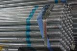 溶接された鋼鉄によって電流を通される管