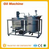 Nuova macchina di raffinamento dell'olio dell'arachide/palma/girasole della pianta di raffineria del petrolio greggio di circostanza