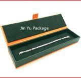Коробка упаковки изготовленный на заказ бумажных кожаный ювелирных изделий Jy-Jb88 установленная
