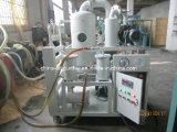 Zhongnengの新しい二重段階の真空の絶縁の油純化器(シリーズZYD)