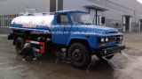 caminhão quente 10000 litro 6 caminhão do pulverizador da rua da venda 4X2 de petroleiro da água das rodas para a venda