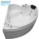 Bañera de la esquina aprobada de Massag del CE (M-2008)