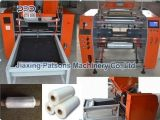 Pre-Stretching automático Oscillating Rewinding Machine con Hemmed Edge