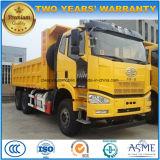 FAW 390 HP 25t 덤프 트럭 6*4 트럭 25 톤 팁 주는 사람