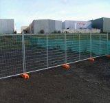 Сваренная ячеистая сеть ограждая загородку Temp