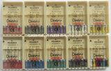 Архивы горячих архивов Dentsply сбывания Endo зубоврачебные (k, h, архивы рейбора)