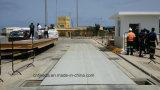 Installation 3X18m 80ton à Cabo Verde