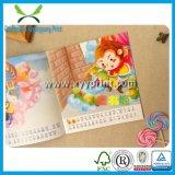 Libro de huésped de encargo de la boda de la impresión del libro de la foto del niño