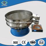 Peneira de vibração ultra-sônica rotativa em pó fino em pó (S4910B)