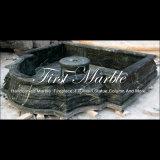 Syndicat de prix ferme en pierre de marbre Mpl-1010 de jardin