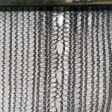 HDPE de Doek van de Schaduw voor Tijdelijke Omheining wordt gebruikt die