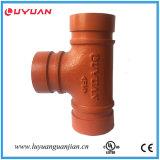 Le coude de l'ajustage de précision de pipe 90 avec FM/UL a reconnu