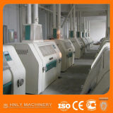 Moulin de machine/maïs de minoterie de maïs avec le moteur diesel