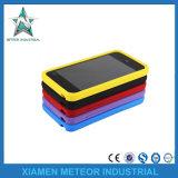 Kundenspezifische Silikon-Gummi-Plastikeinspritzung-formensilikon-Schutzkappe für Handy