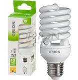 Lampada economizzatrice d'energia a spirale dell'indicatore luminoso di lampadina di CFL E27 B22 15W 20W 25W