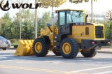 China Wolf Highquality Construction Machine 3ton Wheel Loader