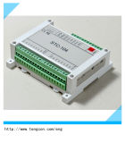 8analog Input en 4analog Output I/O Units Tengcon stc-104 met RS485 Modbus Communication