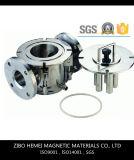 Séparateur magnétique permanent de canalisation liquide de la série Rcyj150/40 pour la colle, charbon, réfractaire, céramique, matériau de construction, glace, nourriture