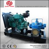 Cummins-Dieselwasser-Pumpe für das Regen-Wasser, das mit Schlussteil ausläuft