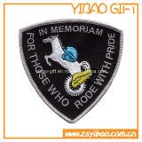 Kundenspezifische vertrauenswürdige gestickte Änderung am Objektprogramm für Förderung-Geschenk (YB-SM-12)