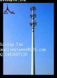 Torre e mastro Monopole Telecom galvanizados