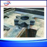 Tipo tagliatrice del cavalletto del plasma della fiamma di CNC per lo strato della lega del metallo