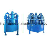 Máquina elevada do Hydrocyclone do poliuretano da eficiência de funcionamento de Ntnx para classific e engrossar