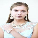 新しい項目アクリルの石の花の方法宝石類のネックレスのイヤリングのブレスレット