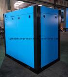 Compresseur rotatoire de vis de source industrielle de puissance de l'air