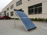 24mm collettore solare solare del riscaldatore di acqua della valvola elettronica del condotto termico dei 30 tubi con risparmio di temi 0.71 del collettore