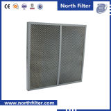 Primary Metal Filter Effiency de aire de proceso