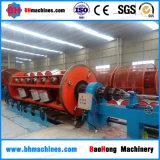 Jlk-500/6 + 12 + 18 + 24 Máquinas de encalheamento de arame rígido com aperto de parafusos