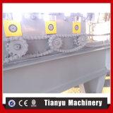 Rodillo galvanizado de las sales de la puerta del obturador que forma la máquina