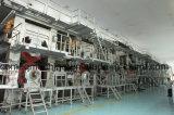 Máquinas de fabricação de forro de teste de papel Kraft tipo Multi Fourdrinier