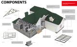 Estructura ISO Certificado de acero de construcción